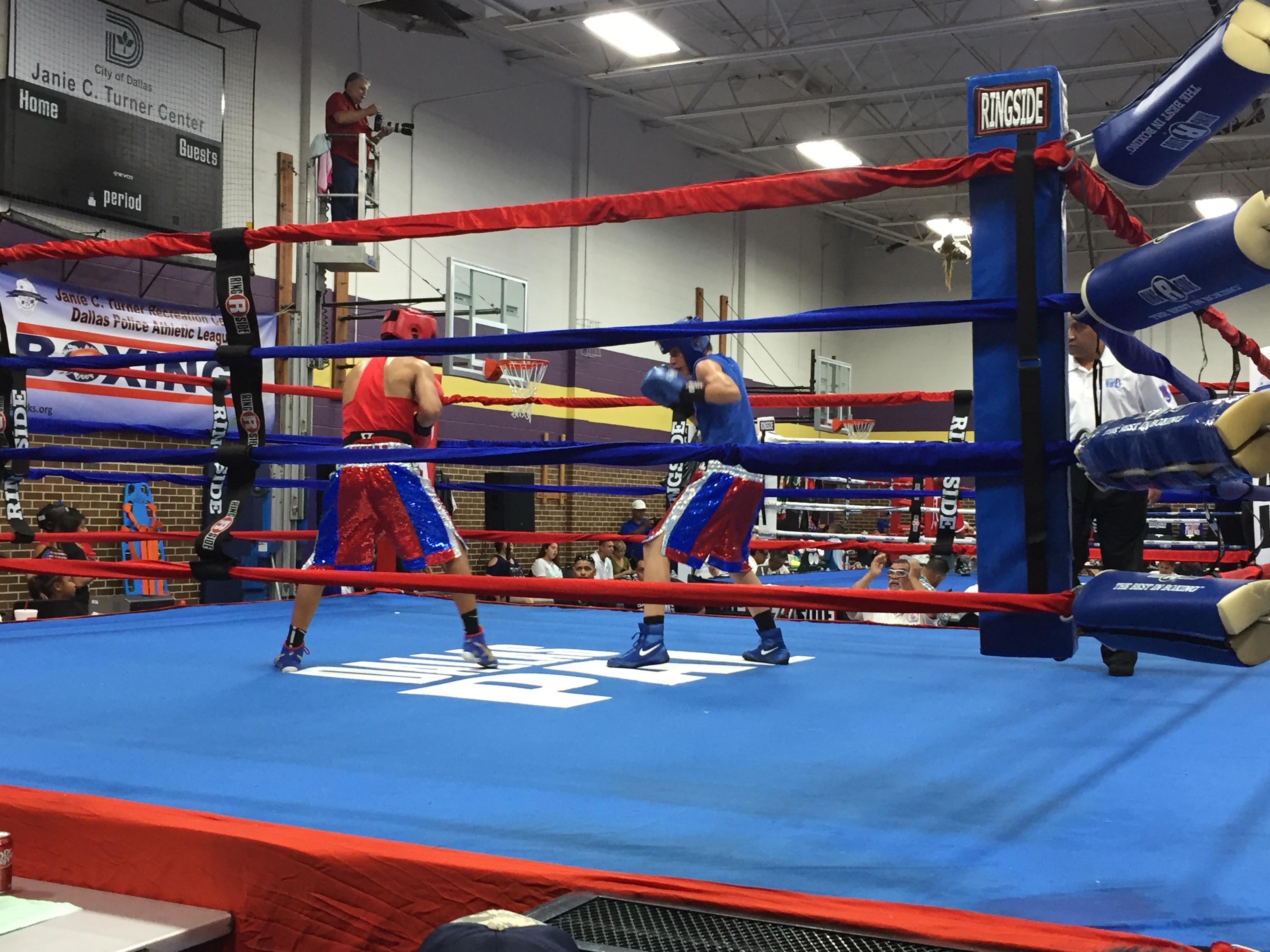 Boxing | Dallas Police Athletic League